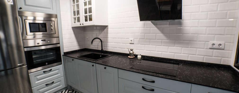10 ideas geniales para el salpicadero de la cocina