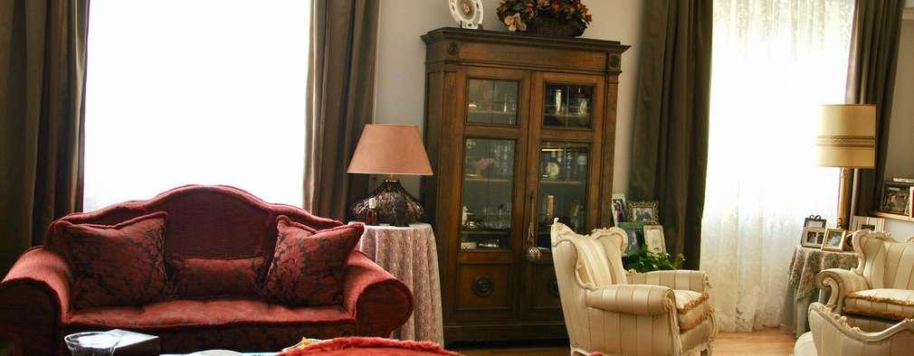 Relooking di ufficio convertito in appartamento a roma for Appartamento ufficio roma