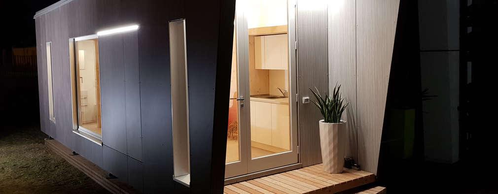 Mini case prefabbricate costo e vantaggi for Suite prefabbricata