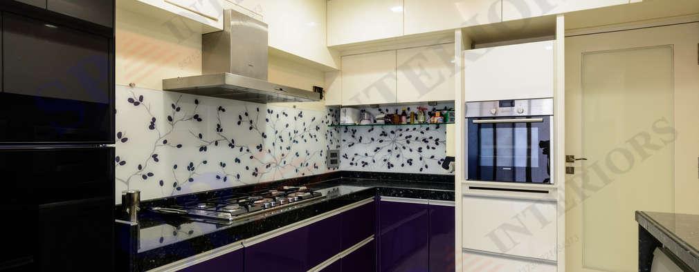 Ajay Bali: modern Kitchen by SP INTERIORS