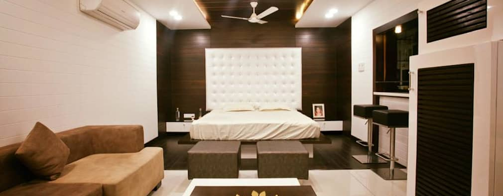 projects 1 : modern Bedroom by COLORDREAMS