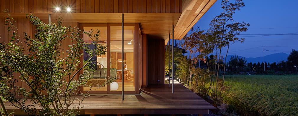 ARTBOX建築工房一級建築士事務所의  주택
