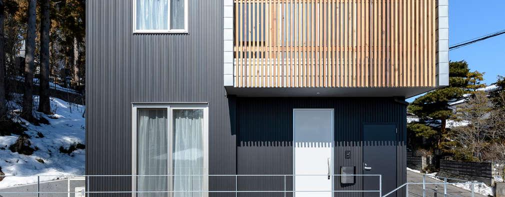HouseK2: 一級建築士事務所 ima建築設計室が手掛けた家です。