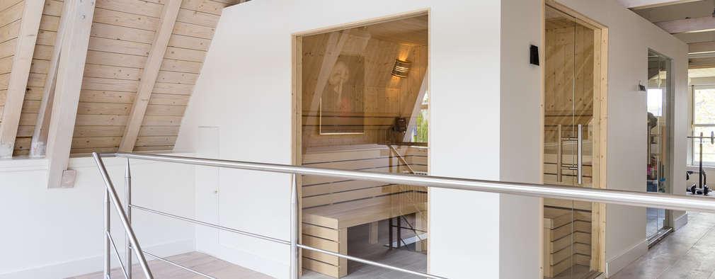 Cleopatra sauna op maat:  Sauna door Cleopatra BV