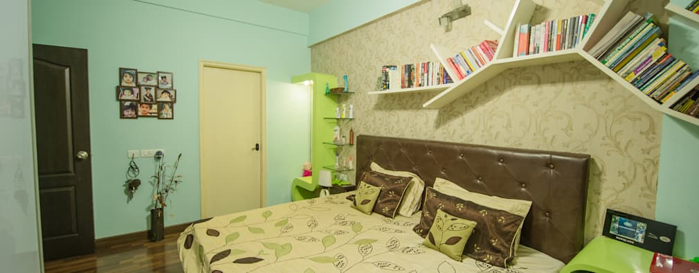 A Small Home Decorated By Interior Designers In Bangalore
