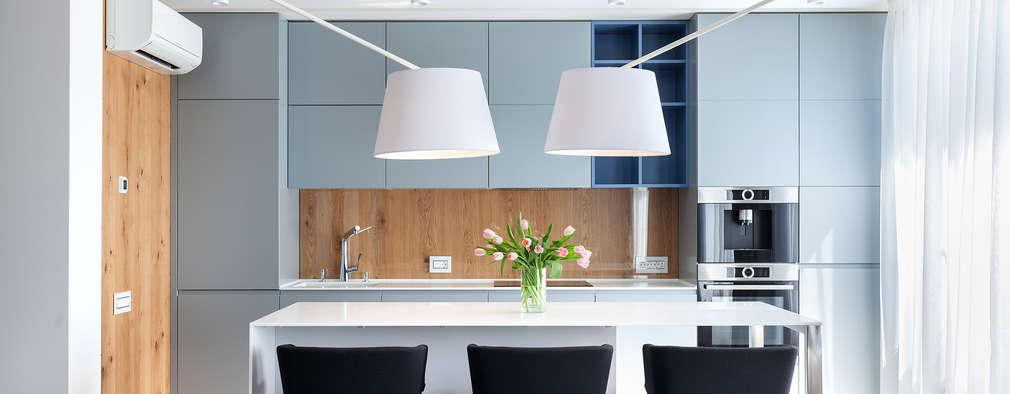 Большая удача: Столовые комнаты в . Автор – U-Style design studio