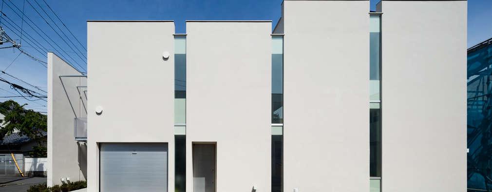 井の頭の家 / House in Inokashira: 庄司寛建築設計事務所 / HIROSHI SHOJI  ARCHITECT&ASSOCIATESが手掛けた家です。