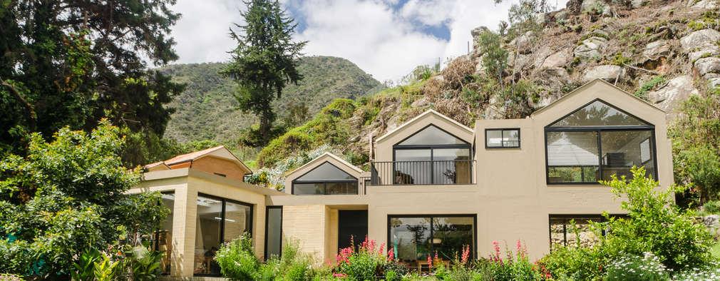 Colores para fachada important simos para la identidad de - Como pintar una casa por primera vez ...