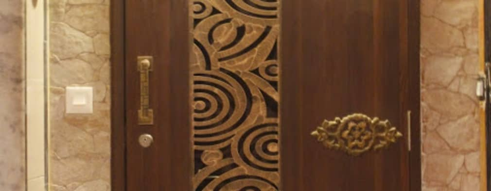 Residential Interior Projects:  Doors by deZinebox