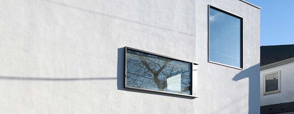 外観: 石川淳建築設計事務所が手掛けた家です。
