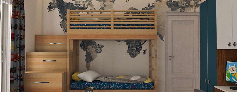 Project: modern Nursery/kid's room by Modulart
