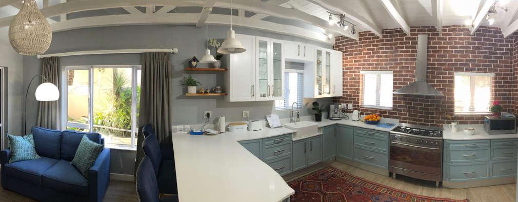 Kitchen Renovation: modern Kitchen by CS DESIGN
