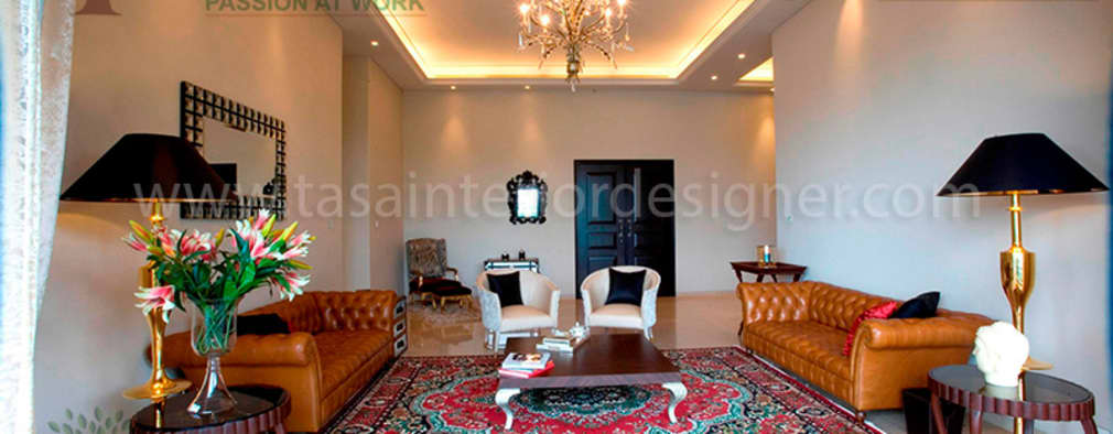 living room ideas by interior designers in bangalore. Black Bedroom Furniture Sets. Home Design Ideas