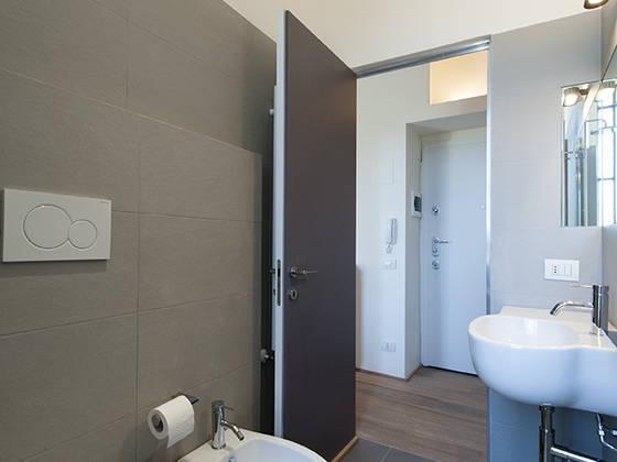 bagno bagno in stile in stile moderno di tommaso giunchi architect