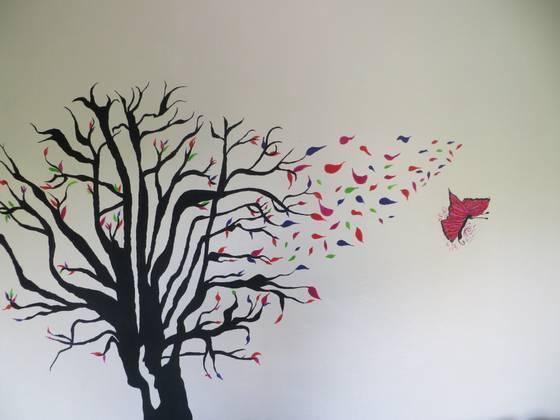 Wand Gestaltung wandgestaltung homify