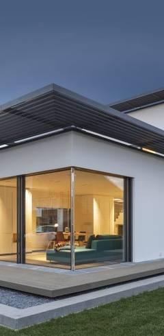 LUXHAUS │ fine.: moderne Häuser von LUXHAUS Vertrieb GmbH & Co. KG