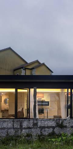minimalistische Häuser von Nan Arquitectos