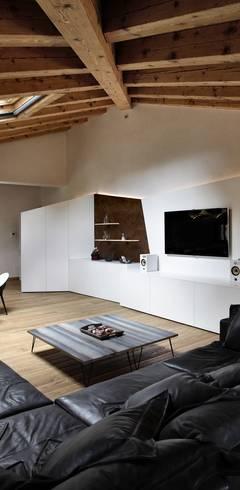 Salon de style  par Elia Falaschi Photographer
