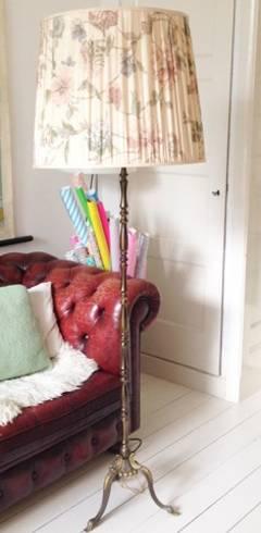 Living room by Retroloekie