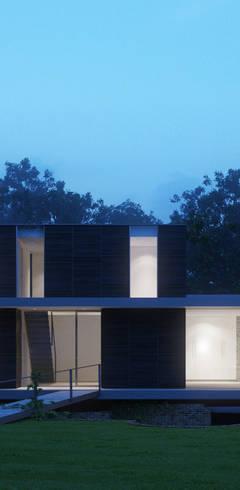 minimalistische Häuser von Strom Architects