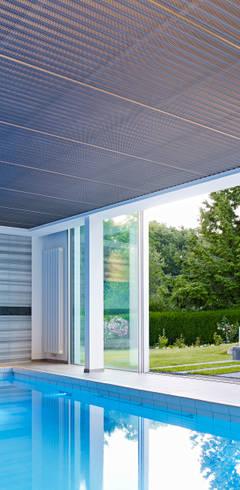 Piletas de estilo  por Gritzmann Architekten