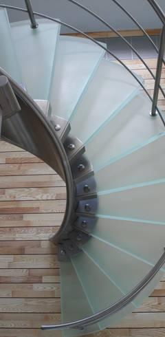 Allstairs Trappenshowroom:  tarz Koridor, Hol & Merdivenler