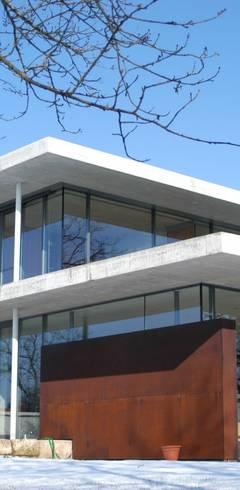 Transparenz & Offenheit: moderne Häuser von dürschinger architekten