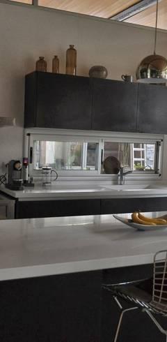 PROYECTO LANFRANCO: Cocinas de estilo  por Baltera Arquitectura