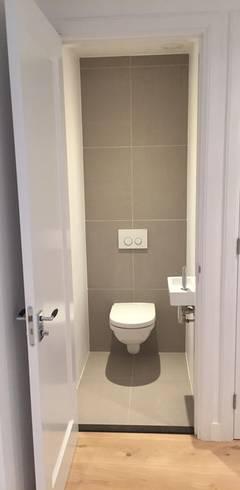 Projekty,  Łazienka zaprojektowane przez Victona