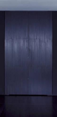 minimalistic Living room by Jen Alkema architect
