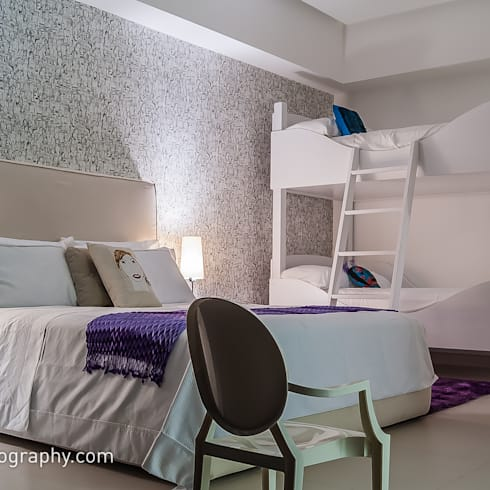 Casas  por Marusa Albarrán interior Design