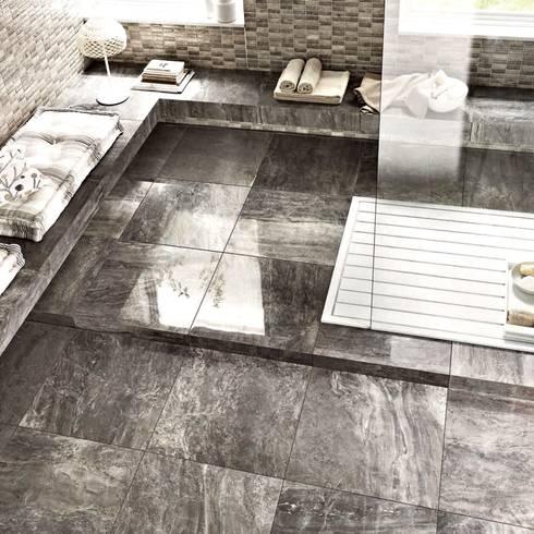 Bathroom by Plaza Yapı Malzemeleri