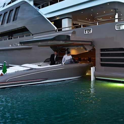 CRN SPA - YACHT YOUR WAY- :  tarz Yat & Jetler