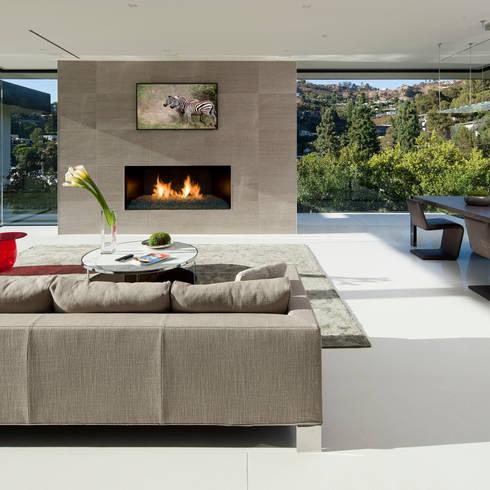 moderne Wohnzimmer von McClean Design