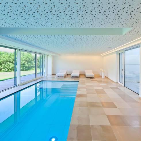 OFA Architektur ZT GmbHが手掛けたプール