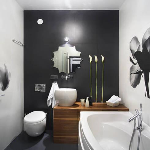 Bathroom by Студия Татьяны Гребневой