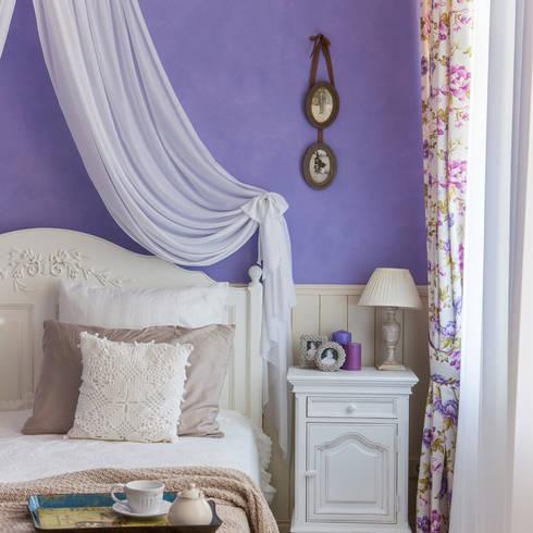 дом на берегу реки: Спальни в . Автор – Дизайн мастерская Елены Тимченко