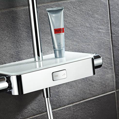 Bathroom by HSK Duschkabinenbau KG