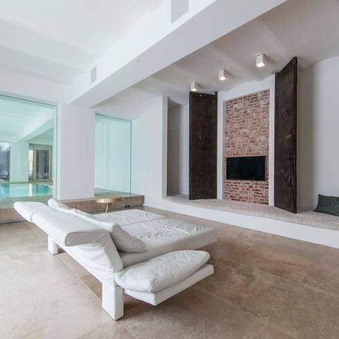 Livings de estilo  por Wahl GmbH