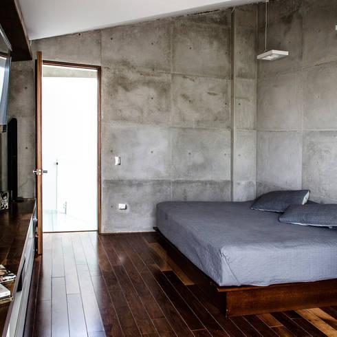 moderne Schlafzimmer von Oscar Hernández - Fotografía de Arquitectura