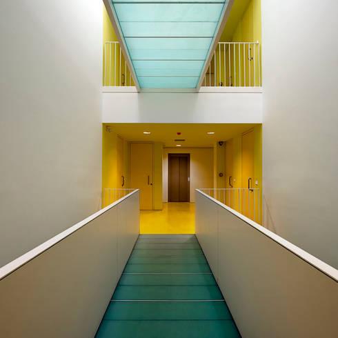 Corridor and hallway by buerger katsota zt gmbh