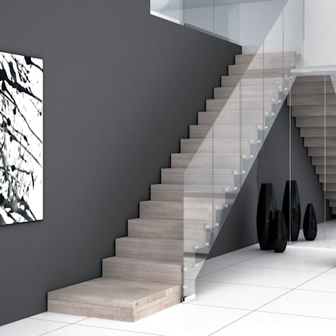 Corridor & hallway by Grana Scale
