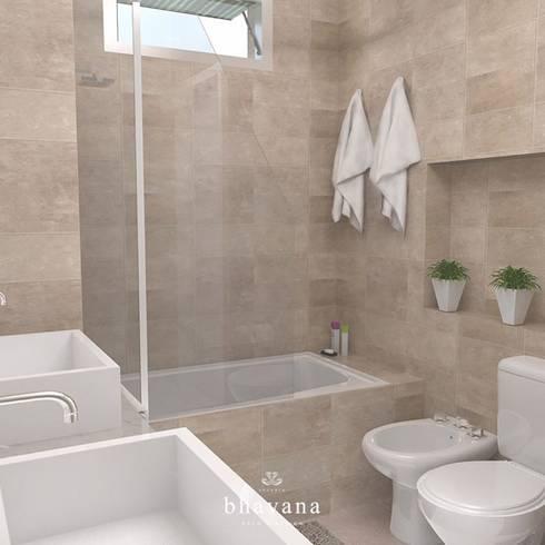 Bathroom by Bhavana