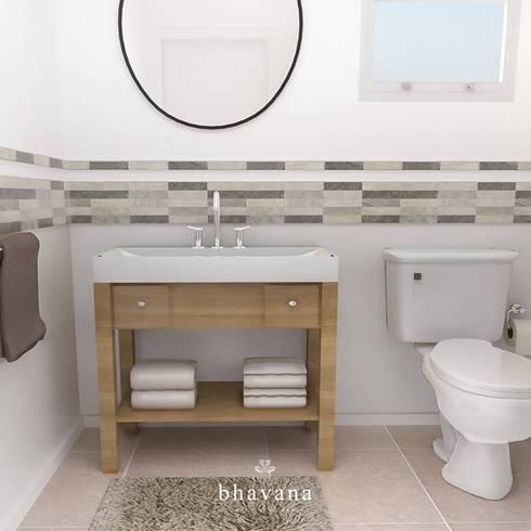 ห้องน้ำ by Bhavana