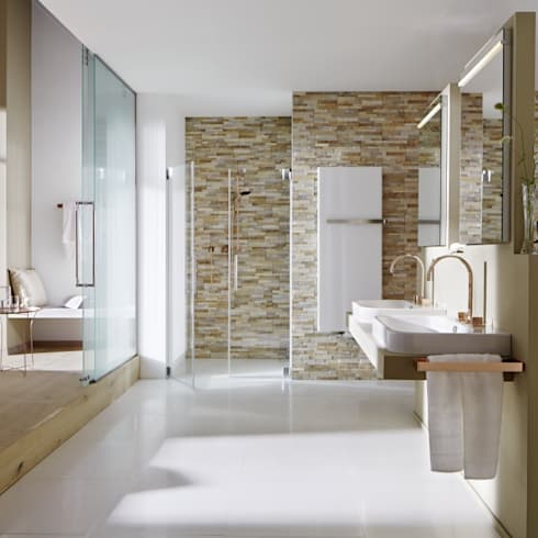 Bathroom by Rimini Baustoffe GmbH