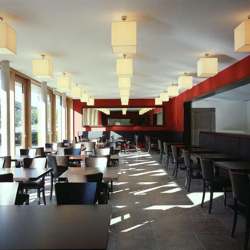 Gastronomie for Gastronomie architektur