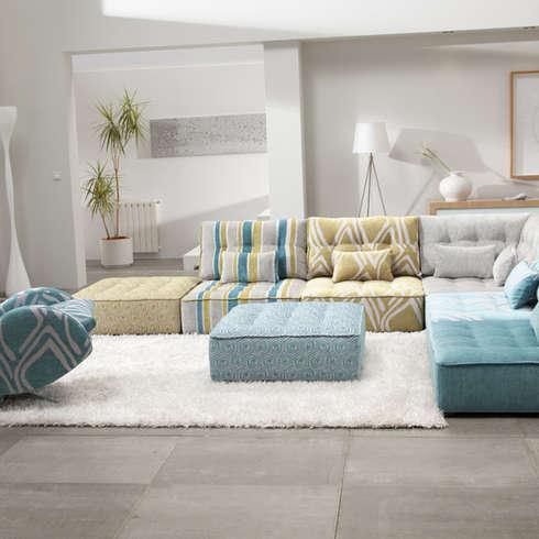 7 consejos para conseguir un sof tapizado duradero for Muebles casasola