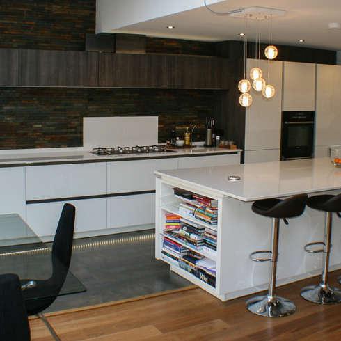 comment ranger des livres diy ides originales pour crer des rangements malins et trs dco. Black Bedroom Furniture Sets. Home Design Ideas