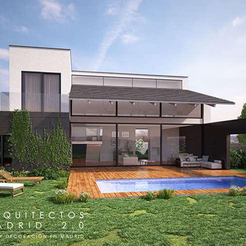 Construcci n de viviendas unifamiliares en madrid - Construccion viviendas unifamiliares ...