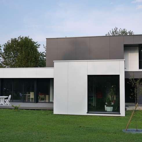 moderne Häuser von ad architecture